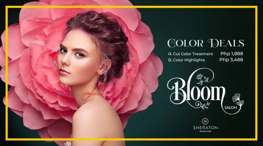 Cut, Color and Hair Treatment at the Bloom Salon by Jesi Mendez