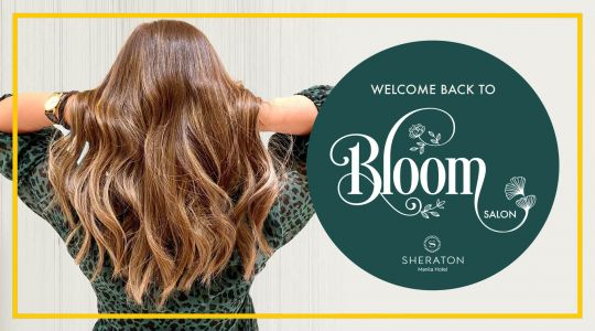 Hair Cut Services at the Bloom Salon by Jesi Mendez