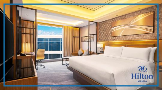 Hilton Manila Staycation Summer Deal