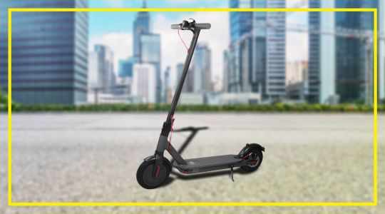 2020 iEZWay Electric Scooter with Free Commuter Helmet