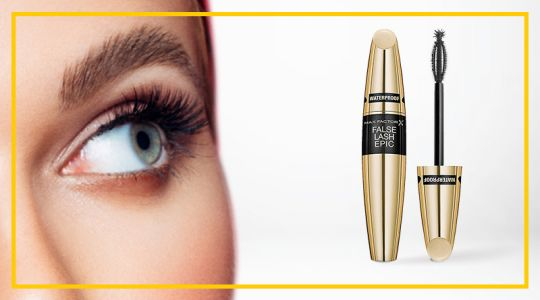 Max Factor False Lash Effect Epic Waterproof Mascara 13.1ML - Black