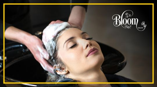 Ultimate Pamper Package at the Bloom Salon managed by Jesi Mendez Salon