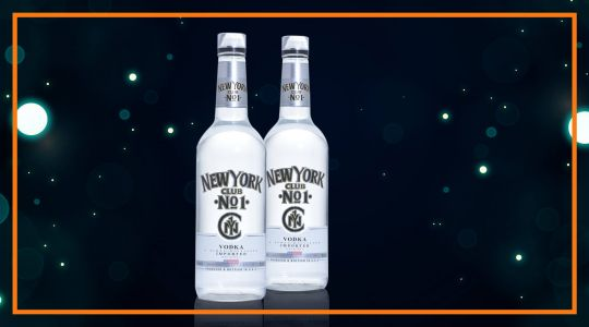 Deal: Buy 2 New York Club No. 1 Vodka for only PHP 328