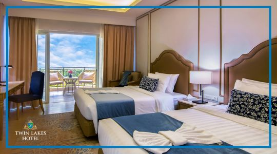 Overnight Stays at a Newport City Hotel and a Boracay / Mactan / Tagaytay Hotel plus PHP 1,000 worth of Casa Buenas Food and Beverage Voucher
