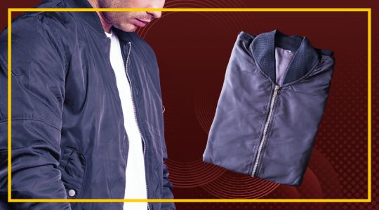RWMX Limited Edition Jacket - Navy Blue