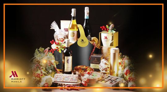 Marriott Cafe Holiday Hamper